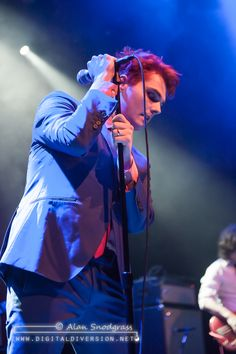 Photos: Gerard Way and The Eeries at The Fillmore in San Francisco | New Noise Magazine