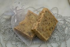 Lemon Verbena Soap    A fresh, crisp scent of lemon verbena is delightfully blended with the zesty layers of a citrus complex, including juicy hints of grapefruit and orange. With bits of orange from our Bee Sanctuary as an exfoliate. Tantalizingly tart!