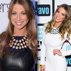 Amrita Singh | Cassia Reversible Bib Necklace | Stassi Schroeder's necklaces!