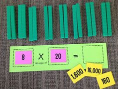 Math Coach's Corner: Extending Multiplication to Larger Numbers
