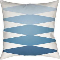 Wakefield Contemporary Indoor Throw Pillow
