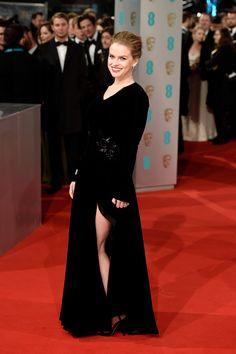 Alice Eve - BAFTA 2015