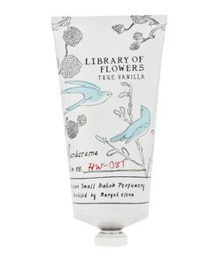 Library of Flowers True Vanilla Coco Butter Handcreme