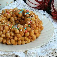 STRUFFOLI NAPOLETANI ricetta originale   dolce di natale tradizionale
