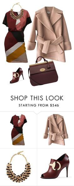 """Untitled #108"" by cool-julija ❤ liked on Polyvore featuring Fendi, Carven, Etro, Gucci and Mulberry"