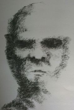 Ilja van Reede,charcoal on paper. Charcoal, Van, Paper, Art, Vans