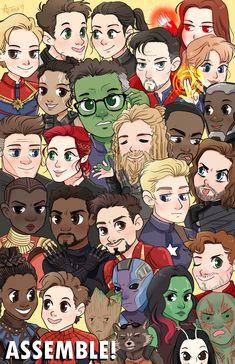 Art Tutorial and Ideas Marvel Avengers, Avengers Fan Art, Marvel Fan Art, Marvel Dc Comics, Marvel Heroes, Films Marvel, Memes Marvel, Marvel Funny, Marvel Drawings
