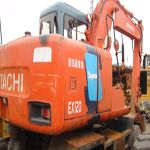 Excavators could help the construction workers reduce the