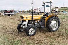 Massey Ferguson 135 Tractor wiring diagram diesel system