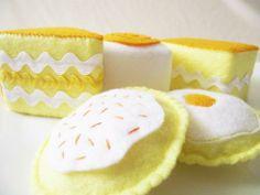 Narancsos filc sütik | Textilország webshop