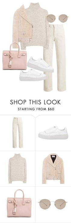 """""""Untitled #23019"""" by florencia95 ❤ liked on Polyvore featuring Rachel Comey, Closed, Acne Studios, Yves Saint Laurent and Gucci"""