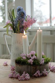 flores e velas combinaçao perfeita