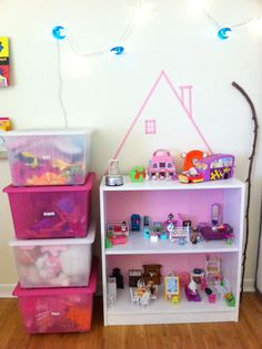 DIY dollhouse. Finally my project is done. My daughter loves it! #dollhouse #kids #room #play #dollhouse #diy