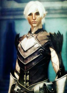 Gentle Gaze. Fenris,  Dragon Age 2.