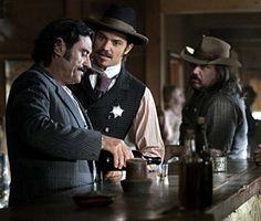 Deadwood./Al, Seth & Dan