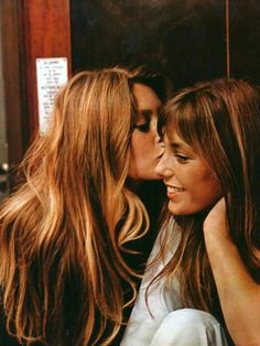 Brigitte Bardot and Jane Birkin. How can these ladies not be the most inspiring???