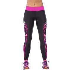 New 2017 Women Sportswear Yoga Pants Skinny High Waist Elastic Fitness Yoga  Tights Sports Leggings Women Yoga Clothing 52e0caf3489