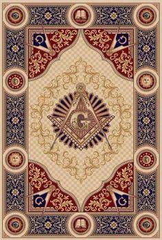 Masonic tapestry More
