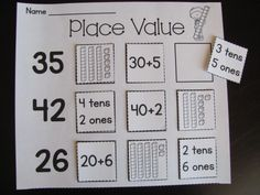 """Great idea for children that do not """"see"""" the value of high numbers."""