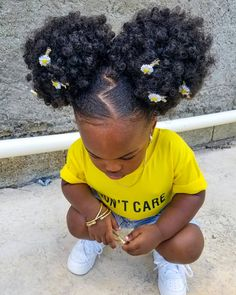 "👑Kelease👑 shared a post on Instagram: ""Puff life 😍 We had ended up doing over this photoshoot with a completely different hairstyle 😂😂.…"" • Follow their account to see 198 posts. Different Hairstyles, Cute Babies, Girly, Photoshoot, Kids, Kid Hair, Canning, Instagram, Posts"