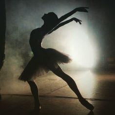 Anastasia Lukina in a beautiful silhouette