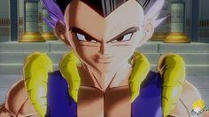 Dragon Ball Xenoverse (PS4): DBZanto/Gotenks Vs Super Buu (Majin Buu Sag...