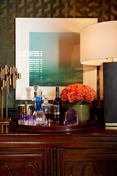 New York interior designer Patrick J. Hamilton talks about interior design and decorating, small space solutions, and industry events.