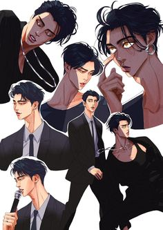 Nct Johnny By is amazing Kpop Anime, Anime Guys, Kpop Drawings, Art Drawings, Character Inspiration, Character Art, Manhwa, Nct 127 Johnny, Pixiv Fantasia