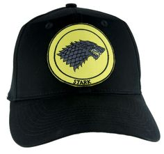 House Stark Hat Baseball Cap Alternative Clothing Winter is Coming Game of Thrones