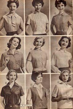 Tops 1958 Montgomery Ward | Flickr - Photo Sharing!