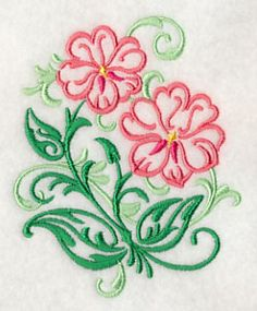 Machine Embroidery Designs at Embroidery Library! - Color Change - J7532 53014
