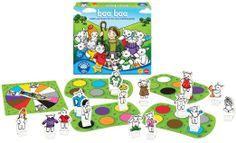 Orchard Toys Baa Baa Board Game: Amazon.co.uk: Toys & Games