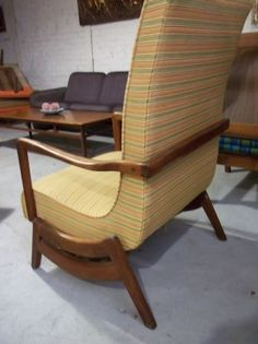 Danish and Herman Miller Style Lounge Chairs