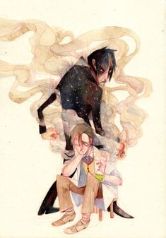 dr.Jekyll and mr.Hyde by faQy on @DeviantArt