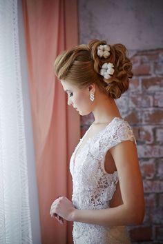 Свадебные причёски : Ретро стиль фото : 2122 идей 2017 года на Невеста.info