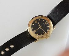 Marc by Marc Jacobs UNISEX watch with leather strap Lot 460