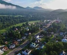 Town Of Buchanan Virginia