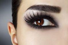 Cómo resaltar los ojos marrones - IMujer