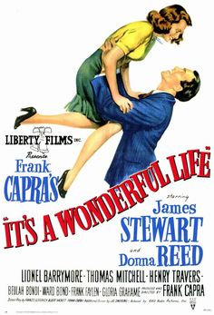 It's a Wonderful Life - james Stewart - Donna Reed
