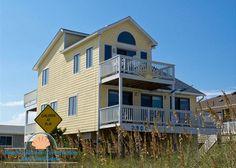 Kill Devil Hills Vacation Rentals  Kill Devil Hills House  Casa del Sol - Casa…