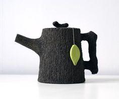 Tree teapot - so cute!