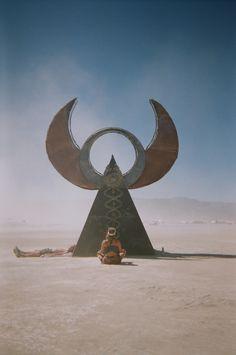 Prayer At Burning Man