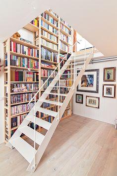 Bookshelf en shelves