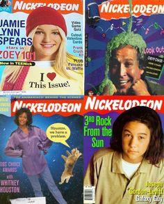 Nickelodeon magazine