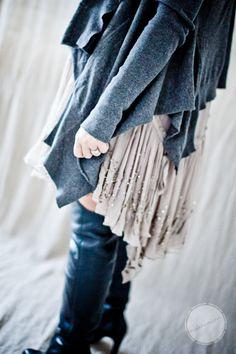 ❥ Thalia dress ❥ Romantic Clothing, Romantic Outfit, Boho Room, Hippie Gypsy, Thalia, Cowgirls, Free Spirit, Envy, Biker