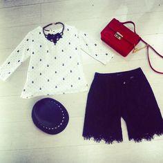 Outfit del giorno