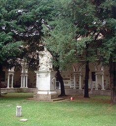 Ravenna monastary