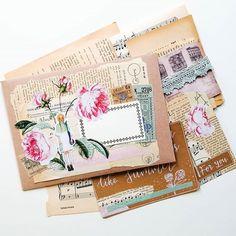 Pen Pal Letters, Pocket Letters, Snail Mail Flipbook, Snail Mail Pen Pals, Snail Mail Gifts, Diy And Crafts, Paper Crafts, Fun Mail, Envelope Art