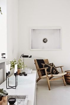 Astounding Diy Ideas: Minimalist Decor Bohemian Rugs minimalist home interior closet.Minimalist Home Architecture Big Windows white minimalist bedroom gold.Simple Minimalist Home Couch. My Living Room, Home And Living, Living Spaces, Modern Living, Clean Living, Small Living, Interior Design Inspiration, Home Decor Inspiration, Design Ideas