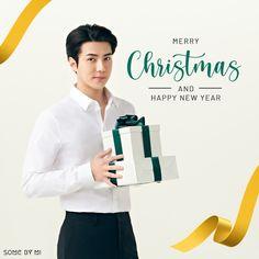 Sehun - Some By Mi | #EXO Hot Korean Guys, Merry Christmas And Happy New Year, Pretty Men, Boyfriend Material, Knock Knock, Chanyeol, Pop, Twitter, Xmas
